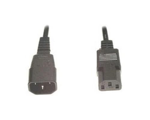питания сист.блок-монитор Gembird 1.8м, черный, с зазем., пакет PC-189-6