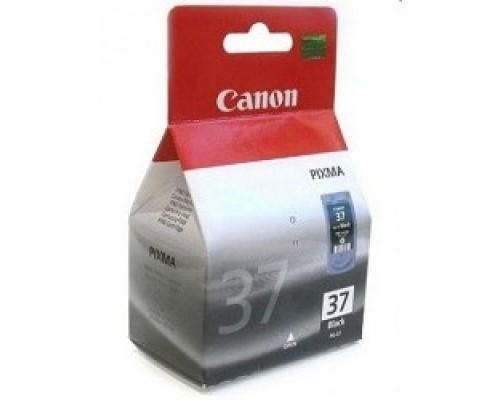 Расходные материалы Canon PG-37Bk 2145B005 Картридж для CANON Pixma iP1800/2500, Черный, 220 стр.