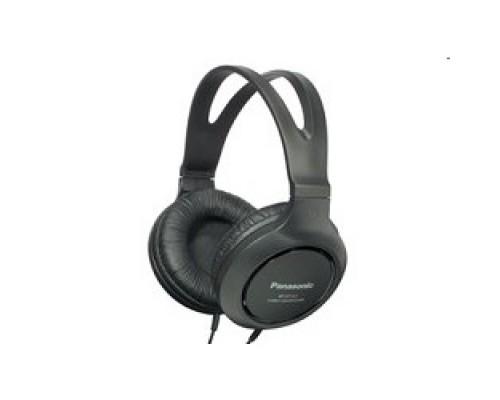 Наушники Panasonic RP-HT 161 E-K, полноразмерные