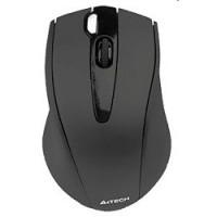 A4Tech G9-500F-1 (черный) USB, 3+1 кл-кн., беспр.опт.мышь, 2.4ГГц 601106