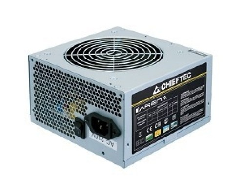 Блок питания Chieftec 500W OEM GPA-500S8 ATX-12V V.2.3 PSU with cm fan, Active PFC, ficiency >80% 230V only