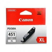 Canon CLI-451XLGY 6476B001 Картридж для PIXMA iP7240, MG5440, 6340, Серый, 780стр.