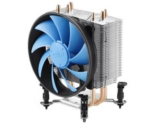 Вентилятор Cooler Deepcool GAMMAXX300 RET Soc-775/1366/1155/1156/1150/754/939/940, AM2/АМ2+/АМ3/AM3+/FM1/FM2