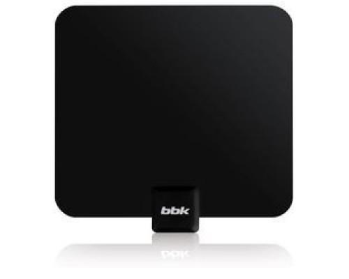 BBK DA19 черная Комнатная цифровая DVB-T антенна