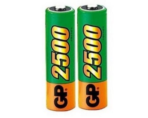Аккумулятор GP 250AAHC-2DECRC2 20/200