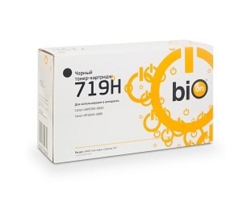 Bion 719H Картридж для Canon LBP6300, 6650, MF5840, 5880 (6400 стр.) Черный