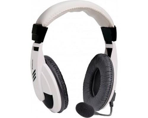Наушники Defender Gryphon 750 белый, кабель 2 м 63747