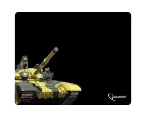 Коврик для мыши Gembird MP-GAME13, рисунок- танк, размеры 437*350*3мм