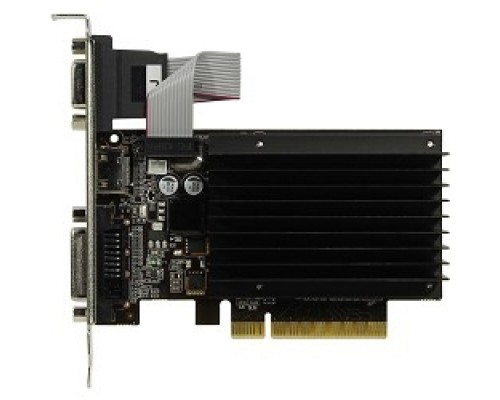Видеокарта PALIT GeForce GT710 2GB 64Bit DDR3 RTL NEAT7100HD46-2080H