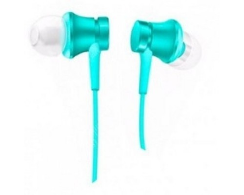 Наушники  Xiaomi Mi In-Ear Headfones Basic Blue/голубой ZBW4358TY