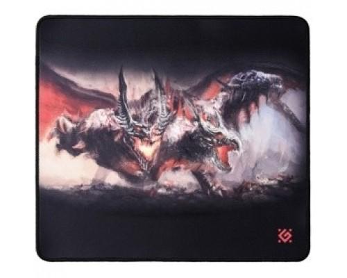 Defender Cerberus XXL 50556 Игровой коврик, 400x355x3 мм, ткань+резина