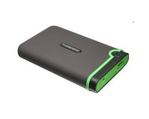 Transcend Portable HDD 1Tb StoreJet TS1TSJ25M3S USB 3.0, 2.5, grey