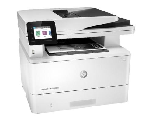 HP LaserJet Pro MFP M428dw (W1A31A) p/c/s, A4, 600dpi, 38ppm, 256Mb, Duplex, USB2.0+Walk-Up/GigEth/WiFi/NFC