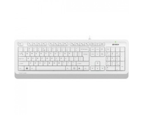 A-4Tech Fstyler FK10 WHITE белый/серый USB 1147536