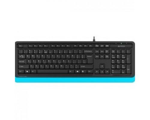 A-4Tech Fstyler FK10 BLUE черный/синий USB 1147528