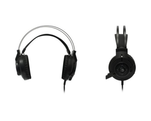 A4 Bloody J437 черный 2.2м мониторы USB оголовье