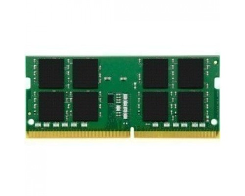 Kingston DDR4 SODIMM 8GB KVR26S19S6/8 PC4-21300, 2666MHz, CL19