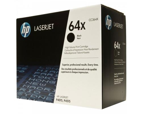 Заправка картриджа HP CC364X