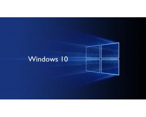 Установка Windows 10, Виндовс